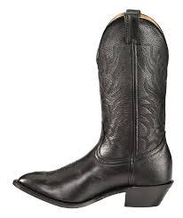 Boulet Challenger Cowboy Boots Medium Toe
