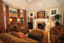 Tuscan Inspired Living Room Custom Design Ideas