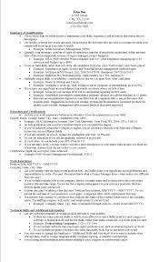 Effective Resume Samples Effective Resume Formats Effective Resume Samples And Get 19