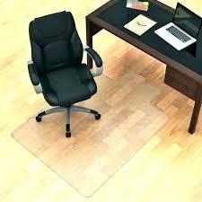post glass chair mat with lip computer desk floor ideas