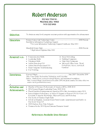 resume examples word resume example resume examples word resume examples samples in various online formats resume sample entry level information
