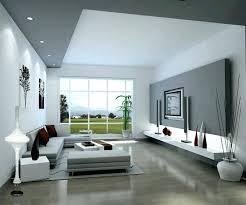 modern living room color. Modern Grey Living Room Establish Accent Wall Recessed Color Ideas Blue N