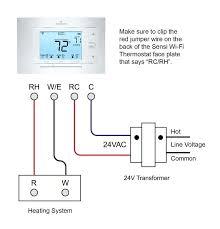 honeywell electric heat thermostat heater wiring detail honeywell honeywell electric heat thermostat thermostat completed wiring
