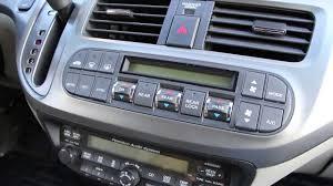 2005 Honda Accord Heated Seat Light Bulb Fix Honda Odyssey Climate Control Lights Dash Ex Ex L Touring