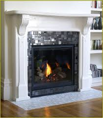 gas fireplace tile surround ideas home design ideas intended for gas fireplace surround ideas