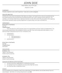 3 Of The Best Resume Practices