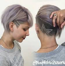 Haircuts Hairstyle image result for shaved side haircut female hair pinterest 2454 by stevesalt.us