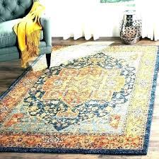 burnt orange throw rugs area find at amp enjoy free on over rug blue burnt orange throw rugs ivory area