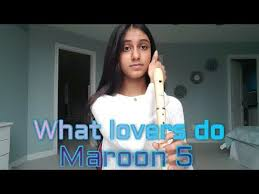 what do maroon 5 with notes recorder cover