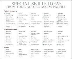 Skills To List On Resume Delectable Skills To List On Resume Engneeuforicco