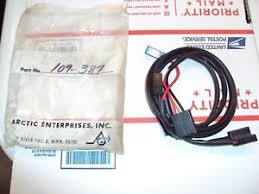 vintage nos arctic cat taillight wiring harness 1972 panther puma image is loading vintage nos arctic cat taillight wiring harness 1972