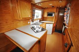 Narrowboat Design And Layout Floating Dreams Inside Narrowboat Holidays From Nantwich