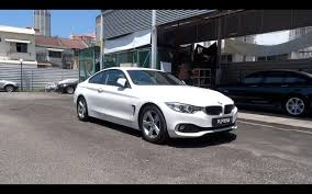 Coupe Series 2014 bmw 428i coupe price : 2014 BMW 420i Coupe Start-Up and Full Vehicle Tour - YouTube