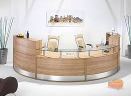 2 person reception desk Office Clothing Display Equipment Multifunctional Furniture Display Props Reception Desks