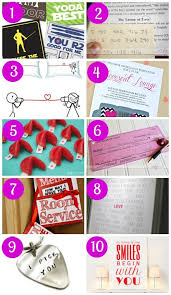 fun valentine s ideas for your him