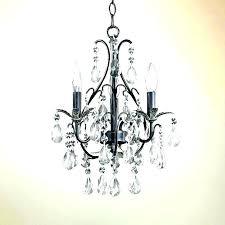 chandelier plug crystal chandelier