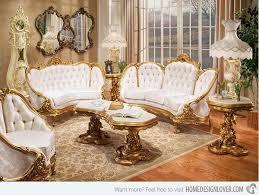 New Victorian Living Room