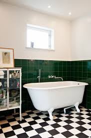 French Bathroom Tiles 17 Best Images About 1930s Bathroom On Pinterest Black Tiles