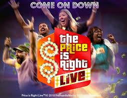 Barbara B Mann Interactive Seating Chart The Price Is Right Live Barbara B Mann Performing Arts