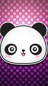 46+] Kawaii Panda iPhone Wallpaper on ...