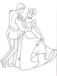 Cinderella Is Dancing With The Prince