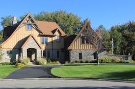 Tudor House Plans   Houseplans comEuropean style home  elevation photo