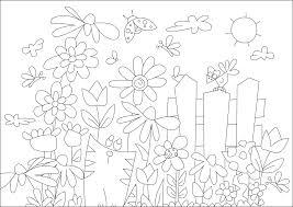Fiori E Vegetazione 26903 Fiori E Vegetazione Disegni Da