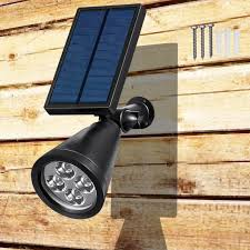 China Waterproof Led Lumens Solar Wall Lights In Ground