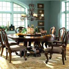 dining table set solid wood round wooden dining table and chairs wood round dining table for