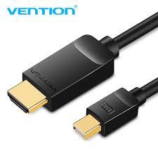 <b>Vention Thunderbolt Mini DP</b> to HDMI Cable Mini Displayport to ...