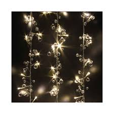 Crystal Chic Fairy Lights Crystal Chic Led Warm White String Fairy Lights Battery Operated
