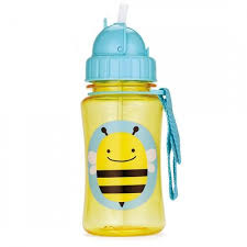 <b>Поильник Skip-Hop Zoo Straw</b> Bottle 350 мл (с изображениями ...