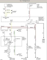 2001 hyundai accent defogger wiring diagram motorcycle schematic images of hyundai accent defogger wiring diagram hyundai accent gls the heated rear window and