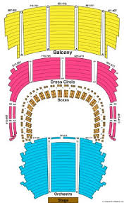 Severance Hall Tickets And Severance Hall Seating Chart