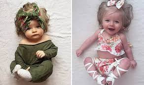 image trendy baby. Mya Byrne In The Cute Outfits Image Trendy Baby