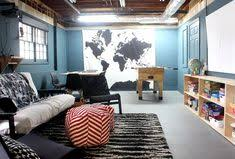 Images of Fun Basements and Game Rooms for the Family Teen Movie