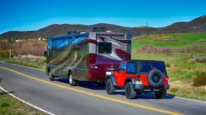 What Cars Can Be Flat-Towed Behind an RV? | Edmunds