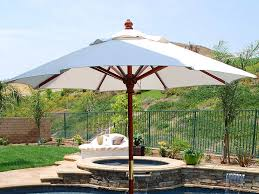 modern large patio umbrellas — all home design ideas
