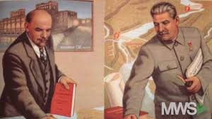 lenin and stalin v putin lenin was wrong stalin was right youtube