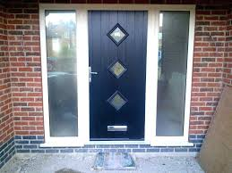 replacement front doors with side panels front doors with glass panels stained door side panel replacement