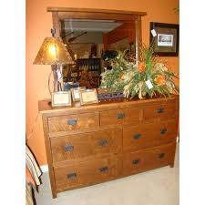 Delightful Rustic Dresser Barn Door Bedroom Furniture Made In USA