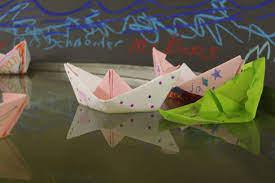 St. Joseph's paper boats do float ... no foolin' | News | dailyunion.com