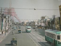 「1958年竣工時の東京タワー」の画像検索結果