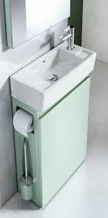 small bathroom cabinet. 18. minimalist is the new black small bathroom cabinet