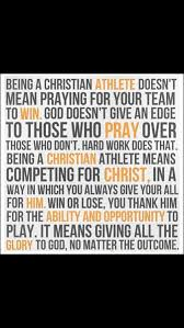 Christian Athlete Quotes Best Of Christian Athletes Everyone Needs To Know That The Christian
