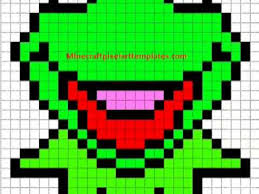 Minecraft Pixelart Templates Youtube
