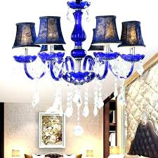 6 chandelier shades navy chandelier shades blue chandelier shades simple waterproof outdoor wall sconce painting glass 6 chandelier shades