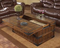coffee table trunk for end tables