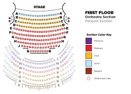 Fulton Theater Seating Chart Seating Chart Fulton Theatre Seating Charts Theatre