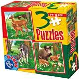 Noodle Your IQ 3-D Wood Puzzle Drums: Toys & Games - Amazon.com